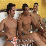 Trio do sexo brasil