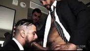 Festinha gay com empresários cheios de tesão