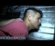 Moreno no filmes gay faz sexo na rua de noite
